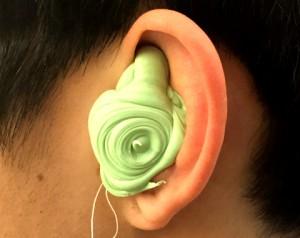 耳型採取9