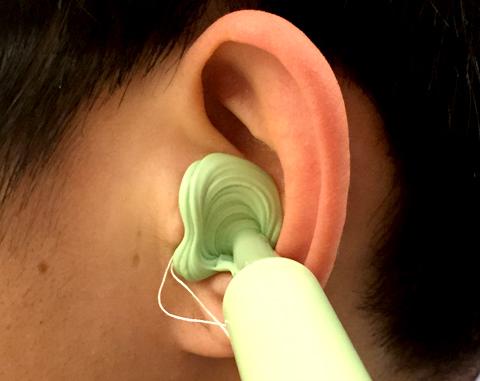 耳型採取8