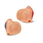 クロス補聴器 耳あな型