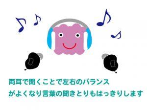 両耳補聴器 仕組み