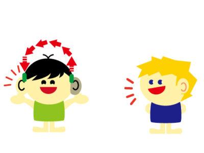片耳難聴 補聴器 a1