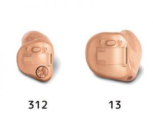 クロス補聴器 耳あな型 a1