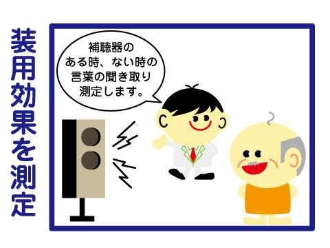 補聴器 効果