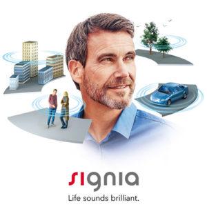 シグニア補聴器 イメージ