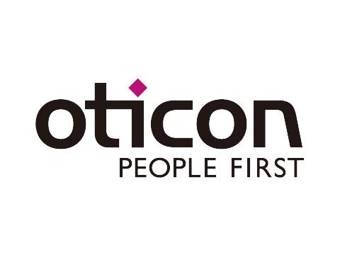 オーティコン ロゴ