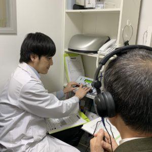 補聴器 レンタル 聴力測定