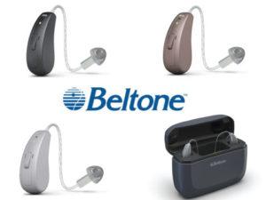 ベルトーン 充電式 耳かけ型