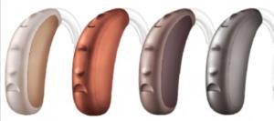 ユニトロン BTE耳かけ型