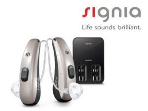 シグニア 充電式 耳かけ型