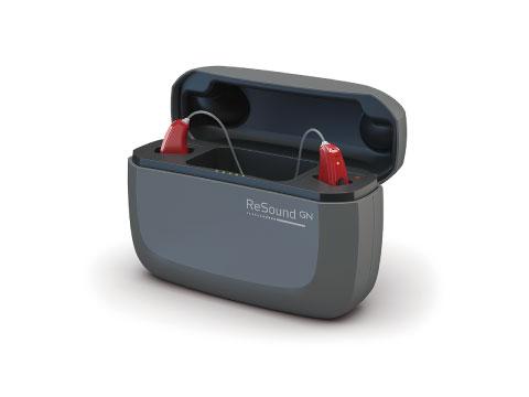 リサウンドクアトロ 充電器