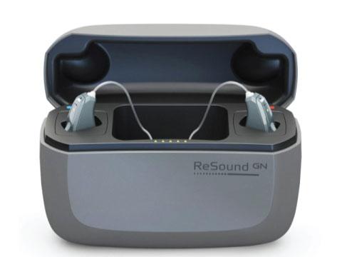 充電式 補聴器