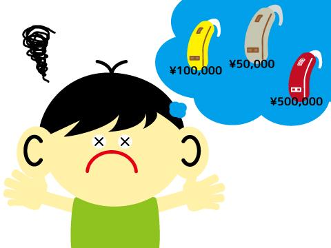 補聴器 値段 違い